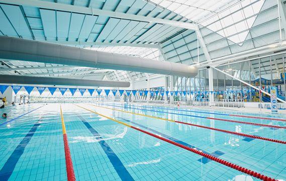 Splash - Aqua Leisure Centre Project